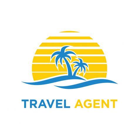 travel logo icon vector design illustration vector