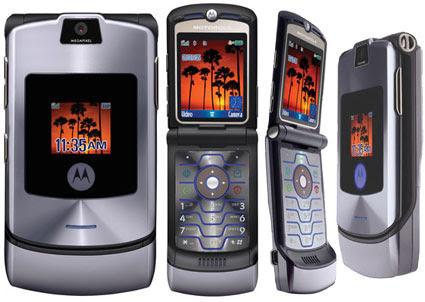 Motorola RAZR V3i User Guide