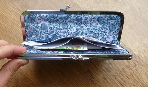 Double framed purse 4