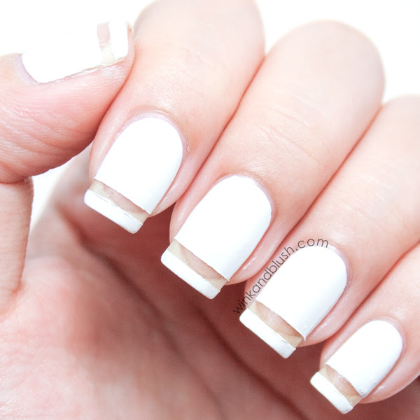 40 Beautiful Nail Arts That You Can Do With Nail Stripes Nailkartcom
