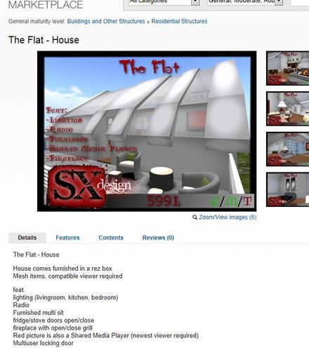 the flat Sag by Kara 2