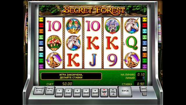 Игровой автомат secret forest definitive edition новые