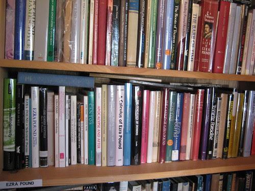 EZRA POUND TROUBADOUR BOOKS