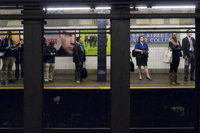 Hunter College subway, nyc