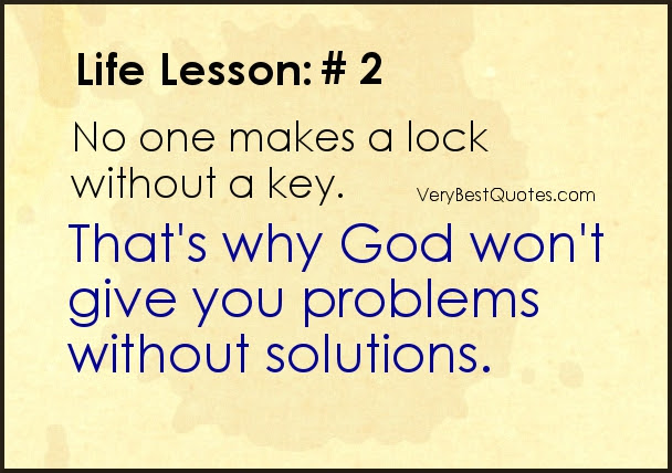Quotes About Problem And God 103 Quotes