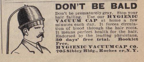 Vacuum Cap