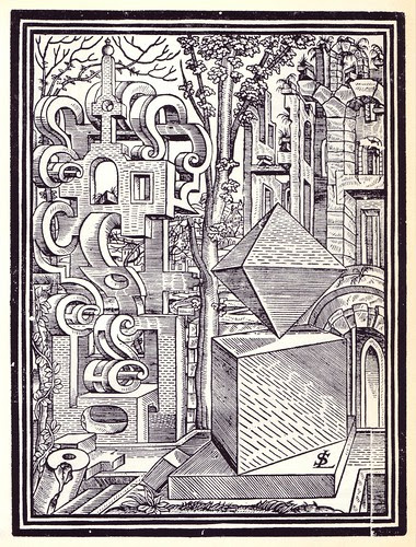 Geometria et Perspectiva - Lorenz Stöer, 1567