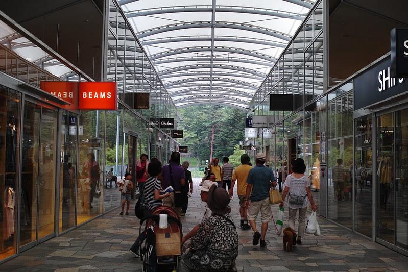 Merrill in Karuizawa