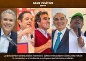 Grafica Home: Caos político (01/06/2018)