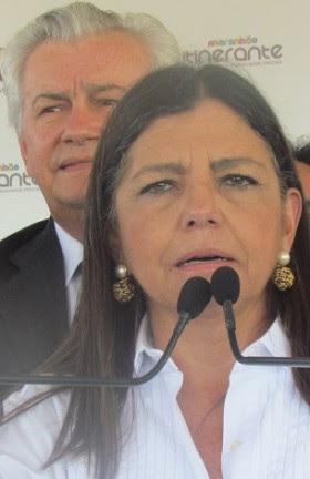 Roseana Sarney e Arnaldo Melo
