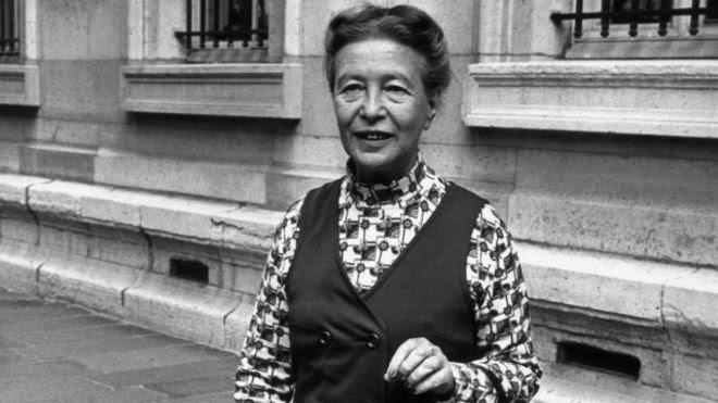 """Como a grande imprensa tenta defender """"Beauvoir"""", e tentam relativizar sua colaboração com o nazismo, a misoginia e a pedofilia"""