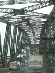 Melalui Harbour Bridge, Sydney, Australia