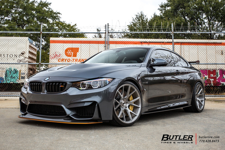 Bmw M4 Gts On Vossen Wheels The Ultimate Driving Machine