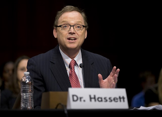 Who is Kevin Hassett?