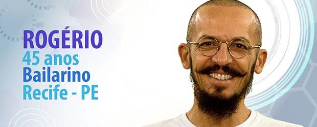 Rogério (Foto: BBB/Gshow)