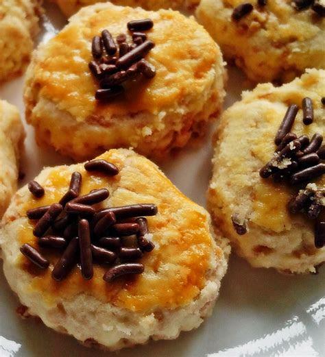coretan  dapur biskut nestum rangup