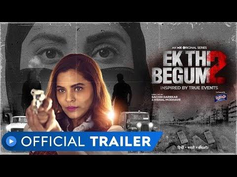 Ek Thi Begum 2 Hindi Movie Trailer