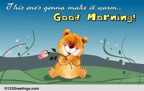 Good Morning! Free Good Morning eCards, Greeting Cards