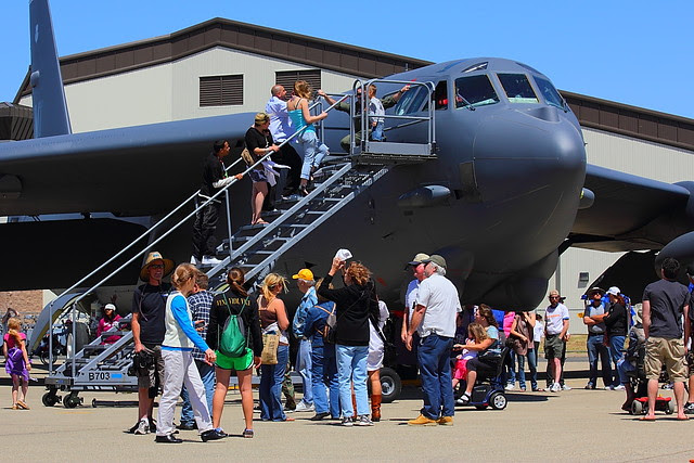 IMG_8518 B-52, Beale AFB Air Show, CA
