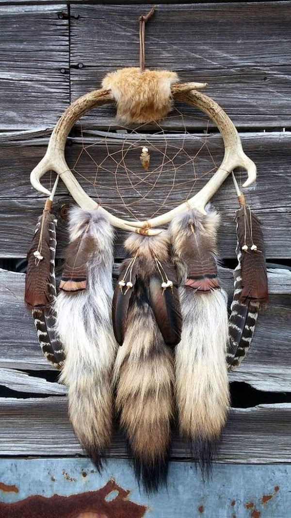 DIY Dream Catcher Ideas For Decoraion (22)