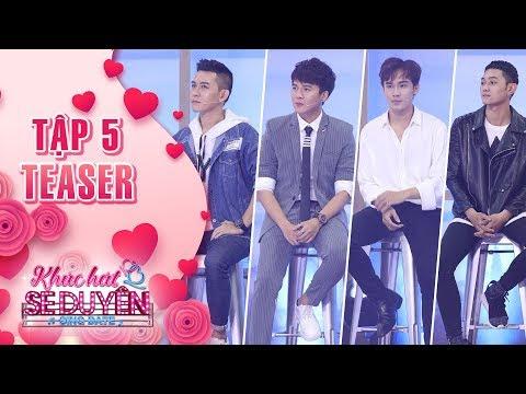 Khúc hát se duyên  teaser tập 5: Kiều Minh Tuấn hào hứng với nhóm F4 phiên bản Việt