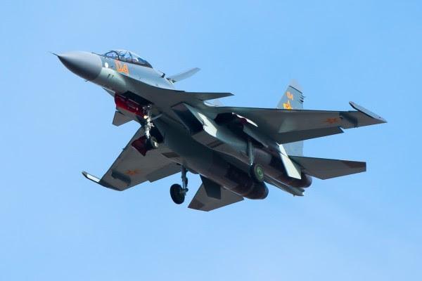 Su-30sm Kazajstán AIR FORCE 4