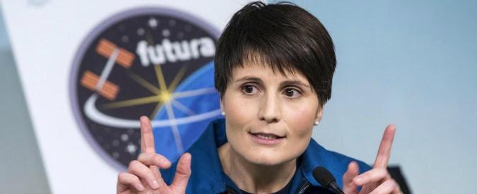 Samantha Cristoforetti, rientro sulla Terra rimandato per il fallito lancio del cargo