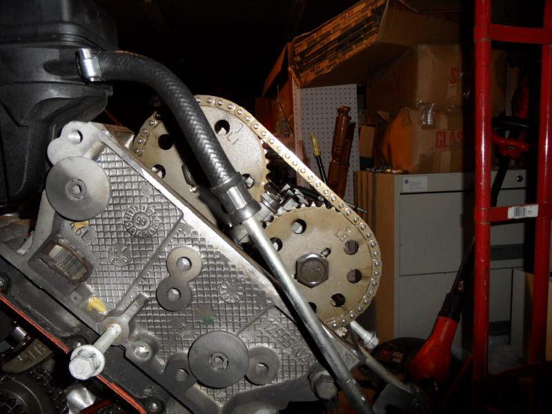99 Deville Northstar 4.6L Engine Removal & Head Gasket ...