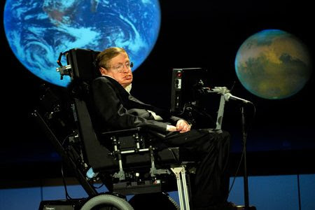 Uncover the most important and latest document Stephen Hawking!