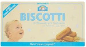 esselunga biscotti bambini bio
