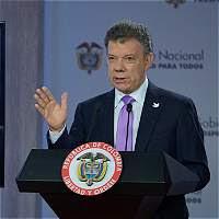 'En este Gobierno 3,6 millones han salido de la pobreza': Santos