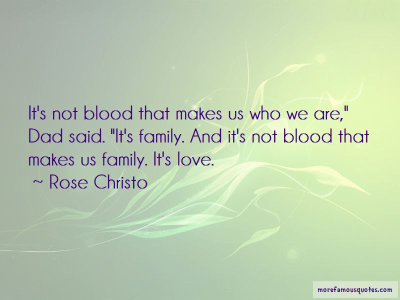 Family Not Of Blood Quotes Top 32 Quotes About Family Not Of Blood
