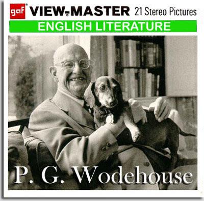 P. G. Wodehouse View-Master
