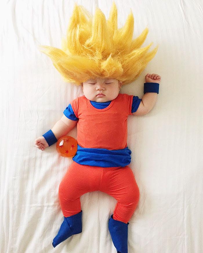 Goku From 'Dragon Ball Z'
