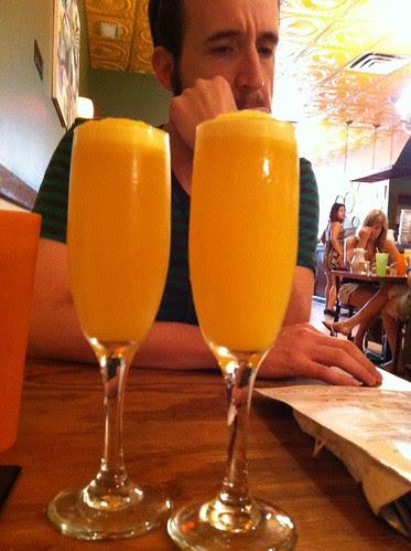 A million mimosas