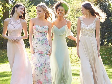 How to Create the Perfect Garden Wedding Look   Morilee