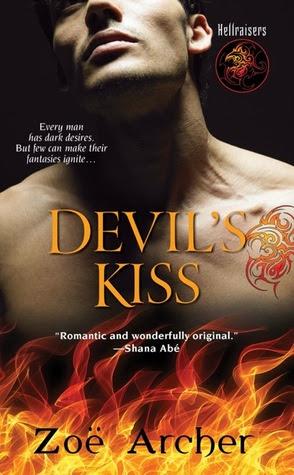 Devil's Kiss (The Hellraisers, #1)