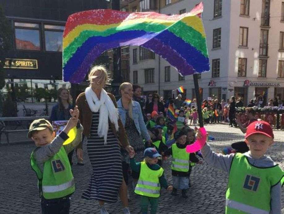 Секс с детьми в скандинавских странах – дело обыкновенное