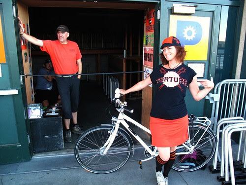 kt @ valet bike parking