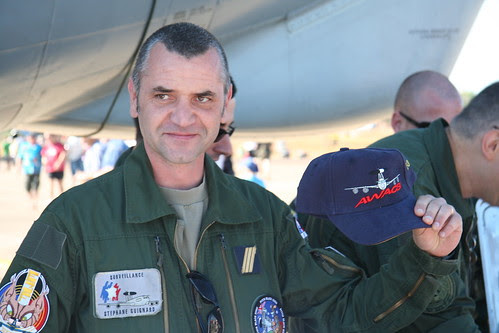 French pilot from NATO