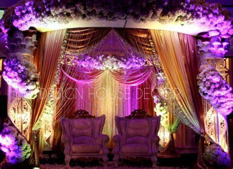 Design House Decor   New York Indian Wedding Decor