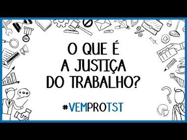 O que é a Justiça do Trabalho?