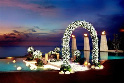 Wedding Venues: The Best that Beautiful Bali Offers