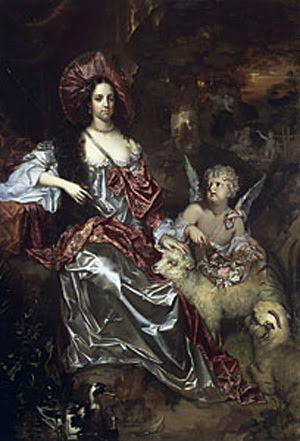 Catherine of Braganza, Queen of Charles II of England, Ireland , and Scotland - kings-and-queens photo