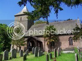 Credenhill church
