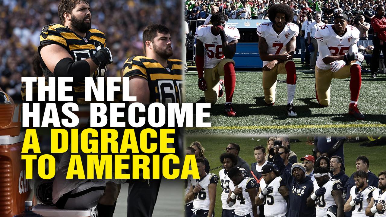 T 2017 HRR Boycott the NFL kneeling protest