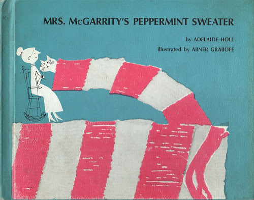 Mrs. McGarrity's Peppermint Sweater 1