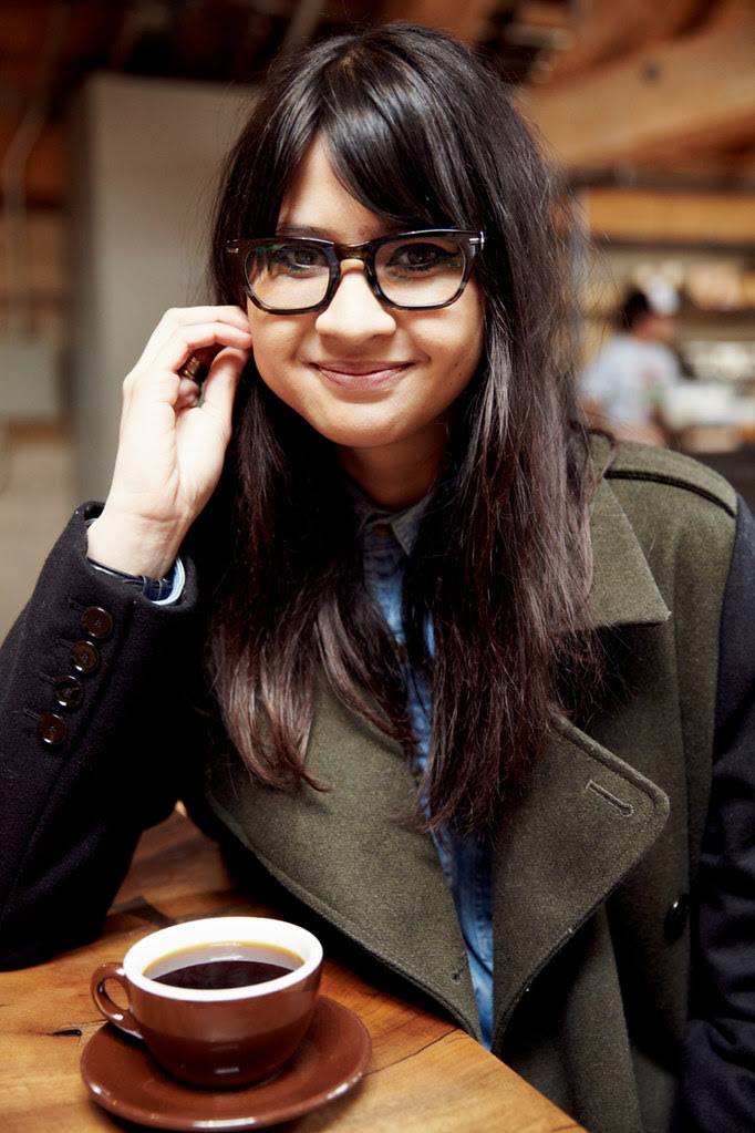 Warby Parker shoot