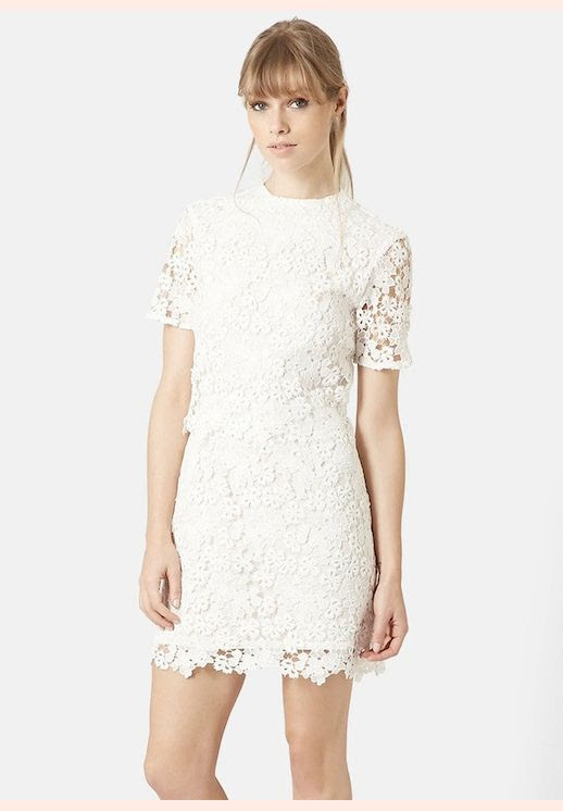 45 Wedding Dresses Under 500 Topshop Daisy Lace Overlay Sheath Dress Budget Affordable Inexpensive photo 45-Wedding-Dresses-Under-500-Topshop-Daisy-Lace-Overlay-Sheath-Dress-Budget-Affordable.jpg