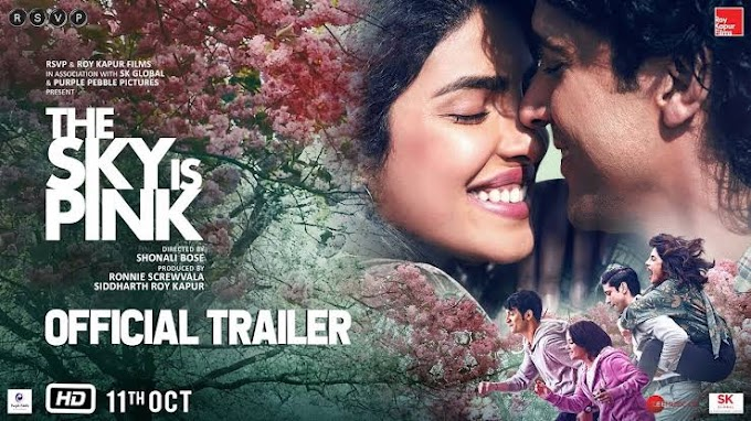 The Sky Is Pink (2019) Hindi Full Movie 1080p WEB-DL Download